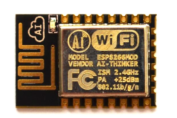 ESP-12E Surface Mount Module (ESP8266)