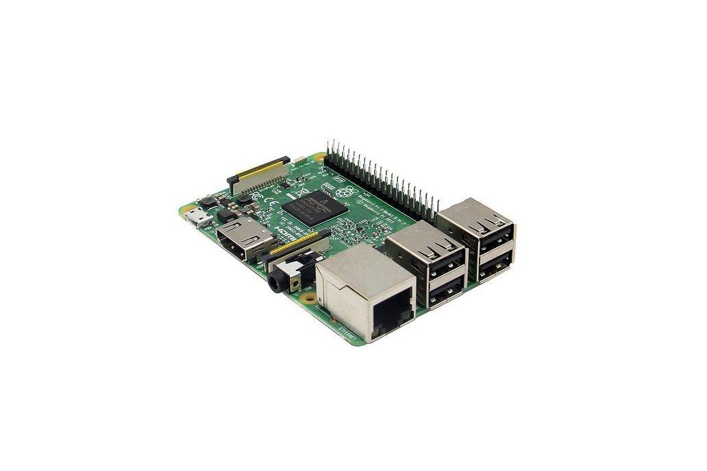 Raspberry Pi 3 Model B ARM Cortex-A53 CPU 1.2GHz 6 1