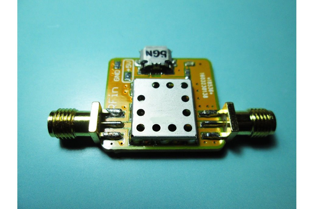 Ultra High Dynamic Range Low Noise Amplifier 6GHz 1