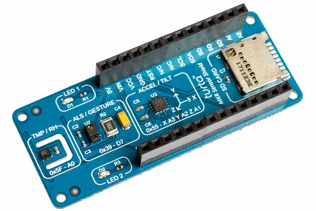 Turta MKR Sensor Shield for Arduino