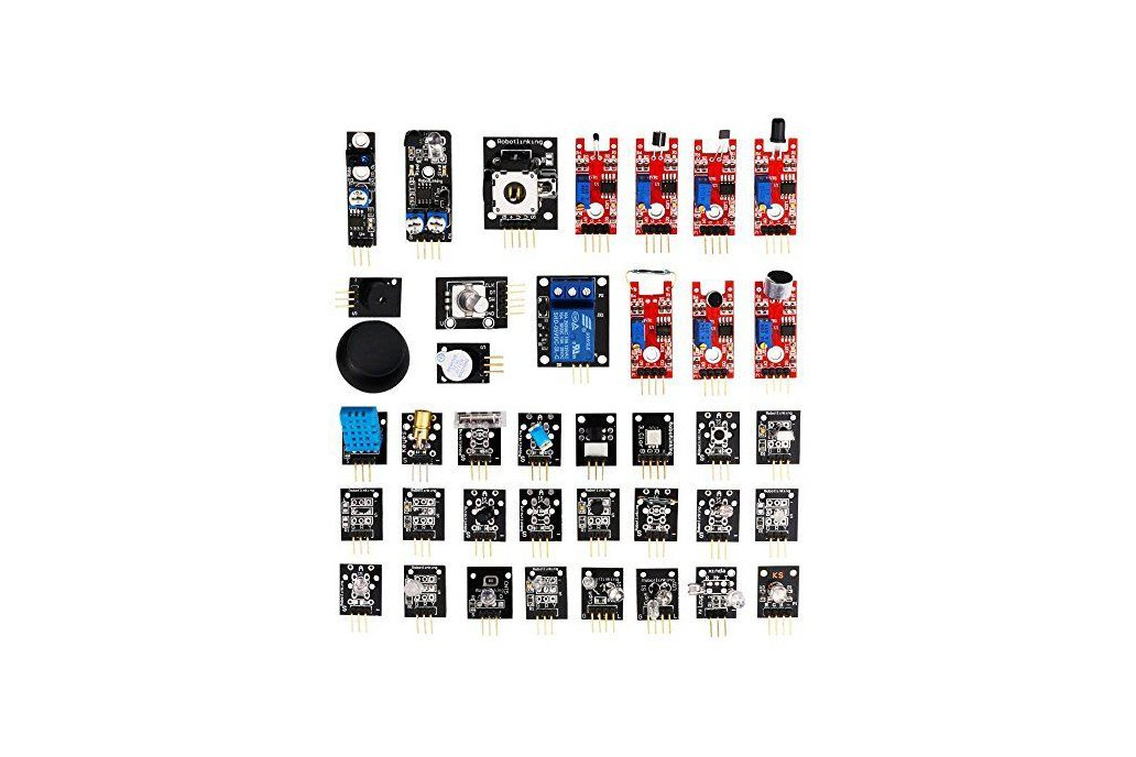 Assorted Sensor Modules for Arduino 1