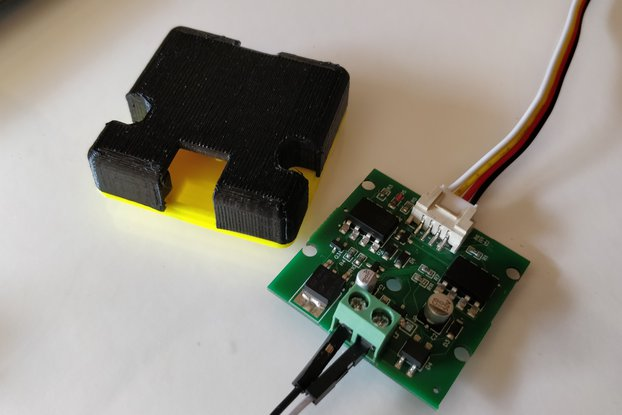 Rev. 3 DCC Interface Breakout Board w/ Grove Port
