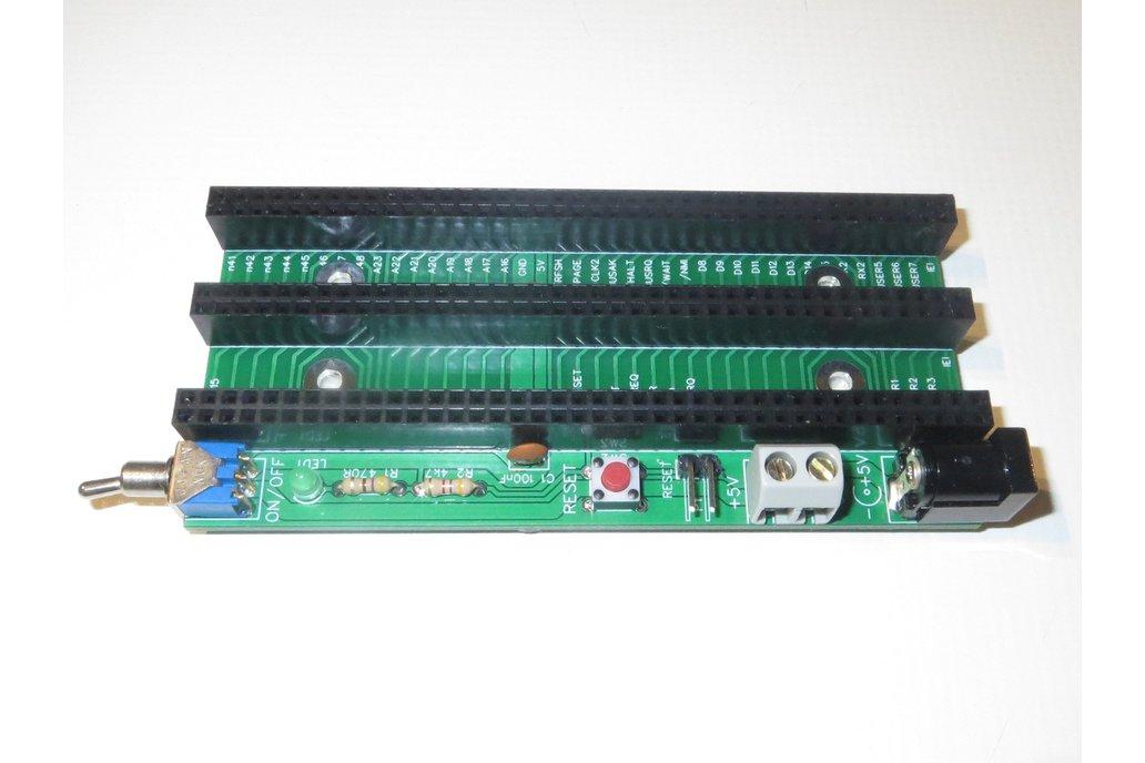 SC116 3-slot Backplane Kit for RC2014 1