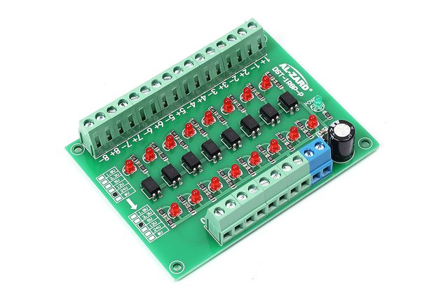 8-Channel Photoelectric Isolation Module(11592)