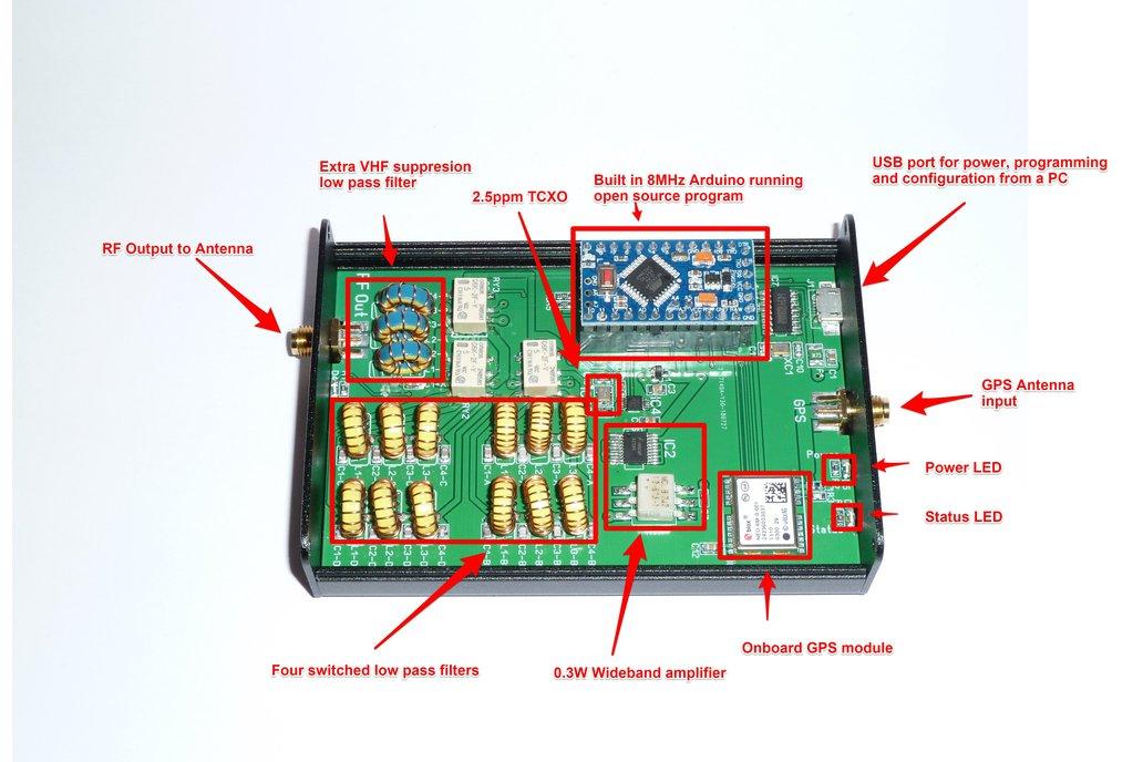 Diy Wspr Transmitter
