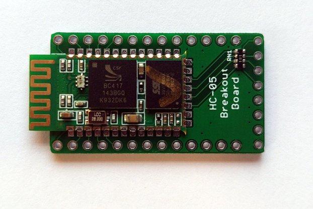 HC-05 Breakout Board