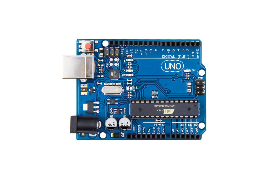 Arduino Uno R3 for Robotics and DIY Projects 2