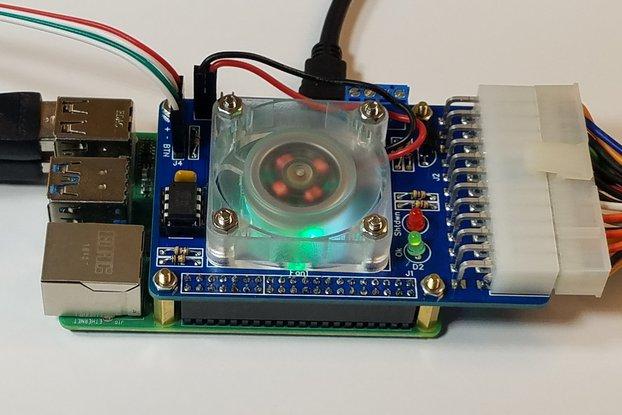 Mini ATX PSU-Cool Kit for Raspberry Pi