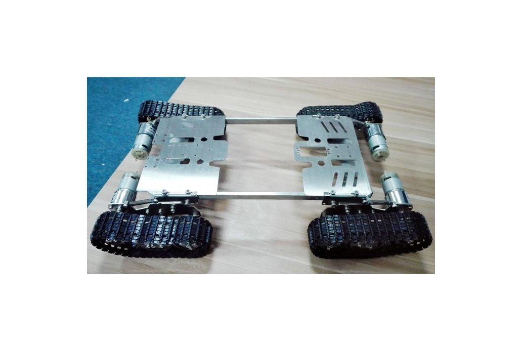 4WD smart tank car T700 1