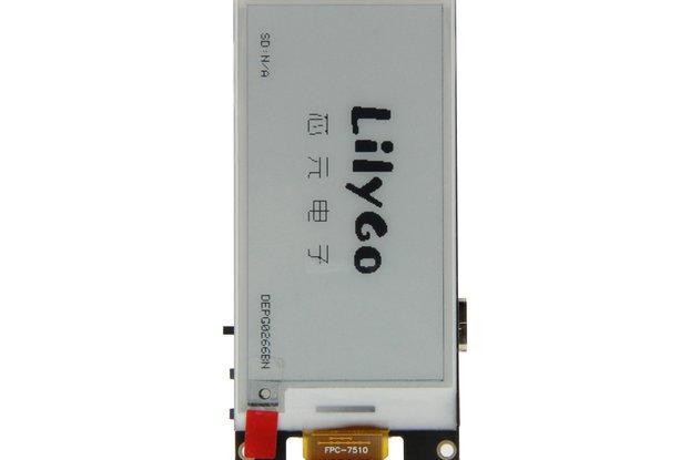 LILYGO® T5-2.66 inch E-paper