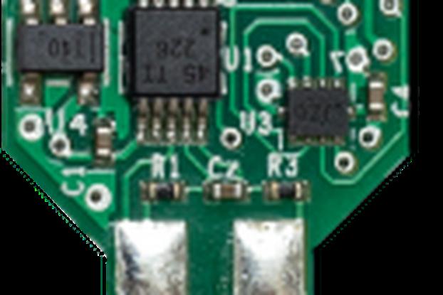 ACME Power_Probe_HE10  - 50mohms shunt