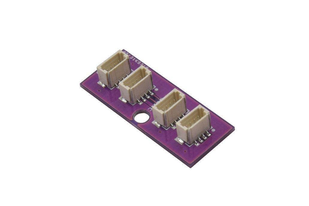 Zio Qwiic Hub (3 extra Qwiic Connectors) 1