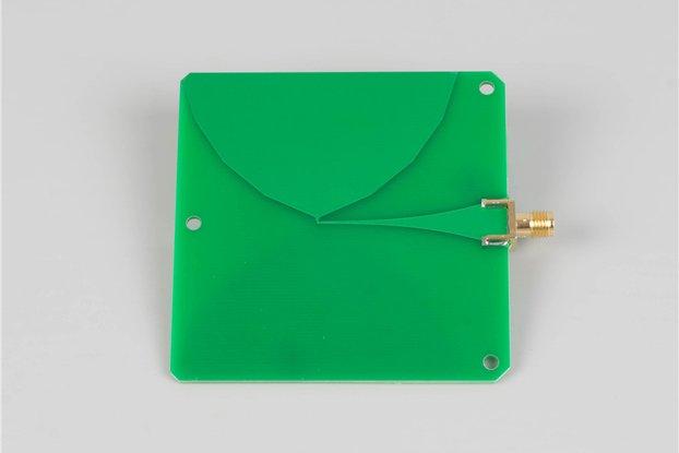 UWB-4 1.8GHz-9GHz Ultra Wideband Dipole Antenna