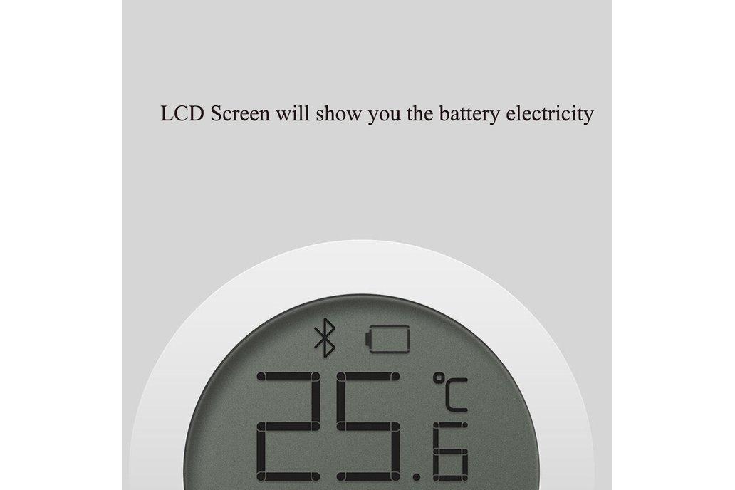Smart Home Temperature Humidity Sensor 6