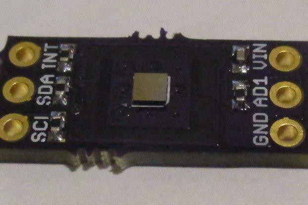 TMP007 IR Thermopile Sensor