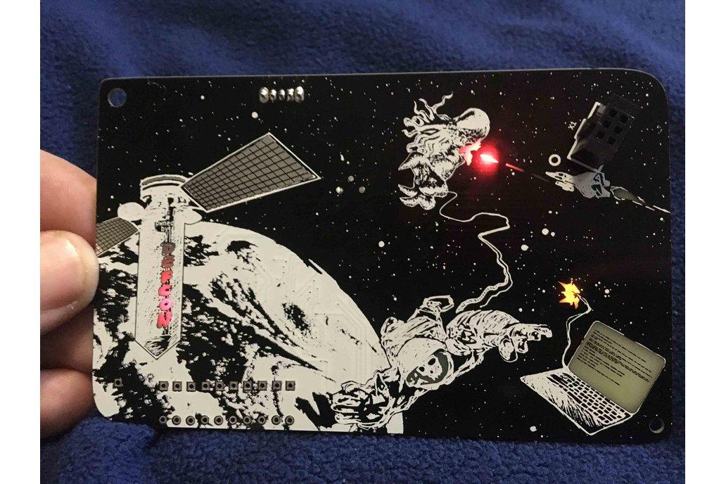 Galaxia Art Badge 2020 & Free SAO 1