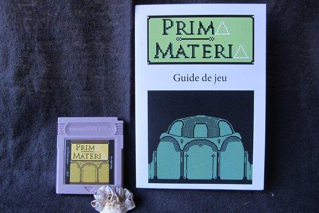 Prima Materia, the game/ Batch #2 IN JUNE !