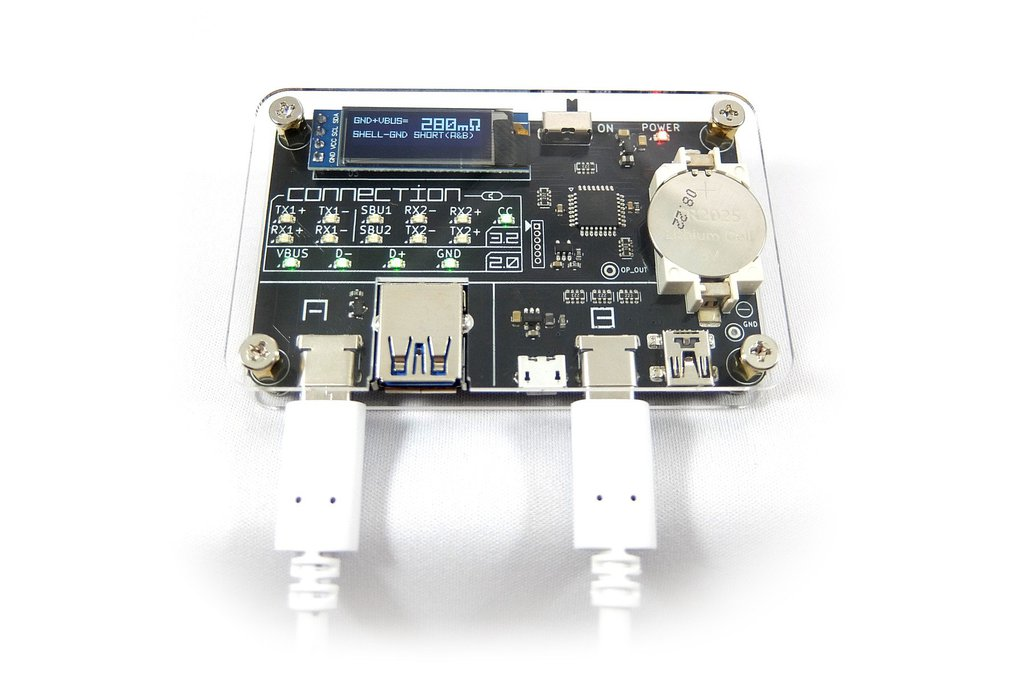 USB Cable Checker 2 [assembled] 1