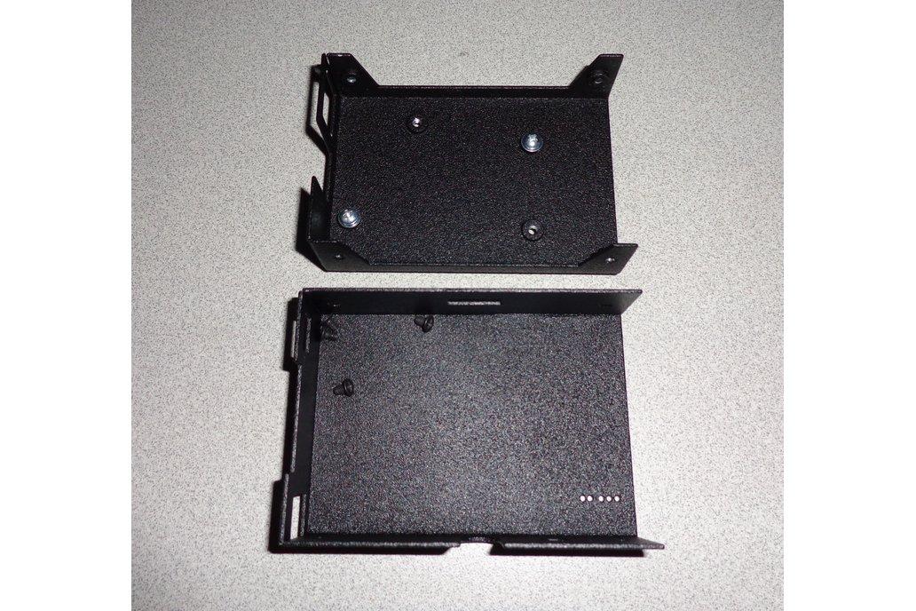 Pi Pan by AVIES Tech: Raspberry Pi Model B Case 4