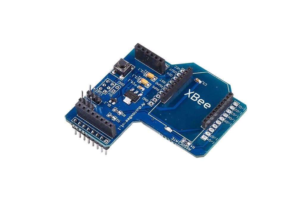 Arduino XBee Shield 2
