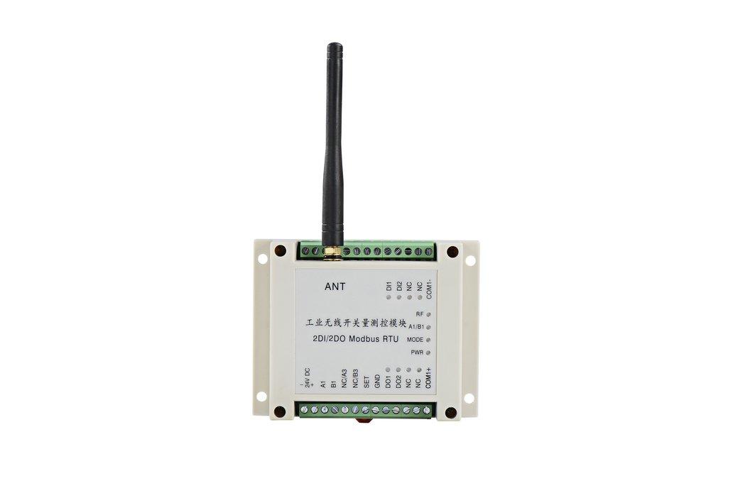 pump wireless controller, tank level monitoring 1