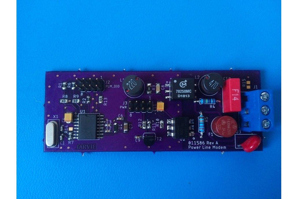 Smart Home Power Line Modem Demo Kit 1