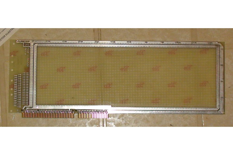 Vector 4617-1 IBM AT Plugboard