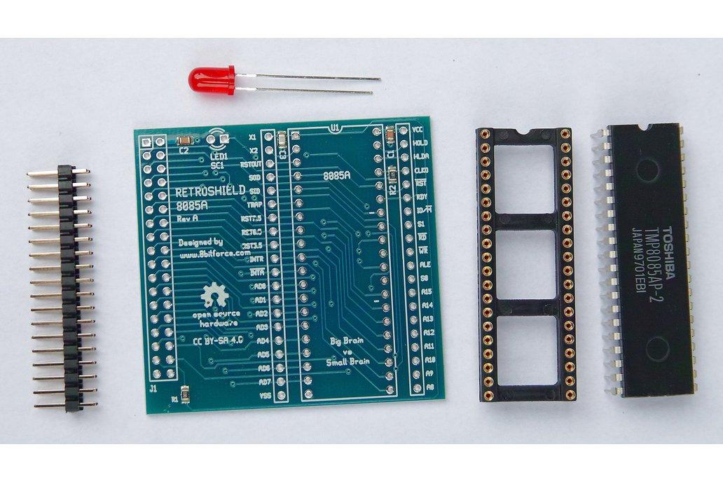 RetroShield 8085 for Arduino Mega 1