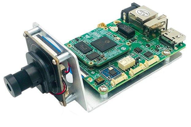 4K IPCamera Development Board(HI3516AV300 )