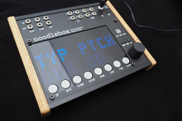 Noodlebox Serendipity Sequencer