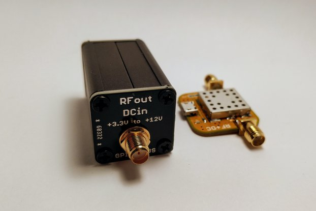 Airband Filtered Low Noise Amplifier 118-140 MHz