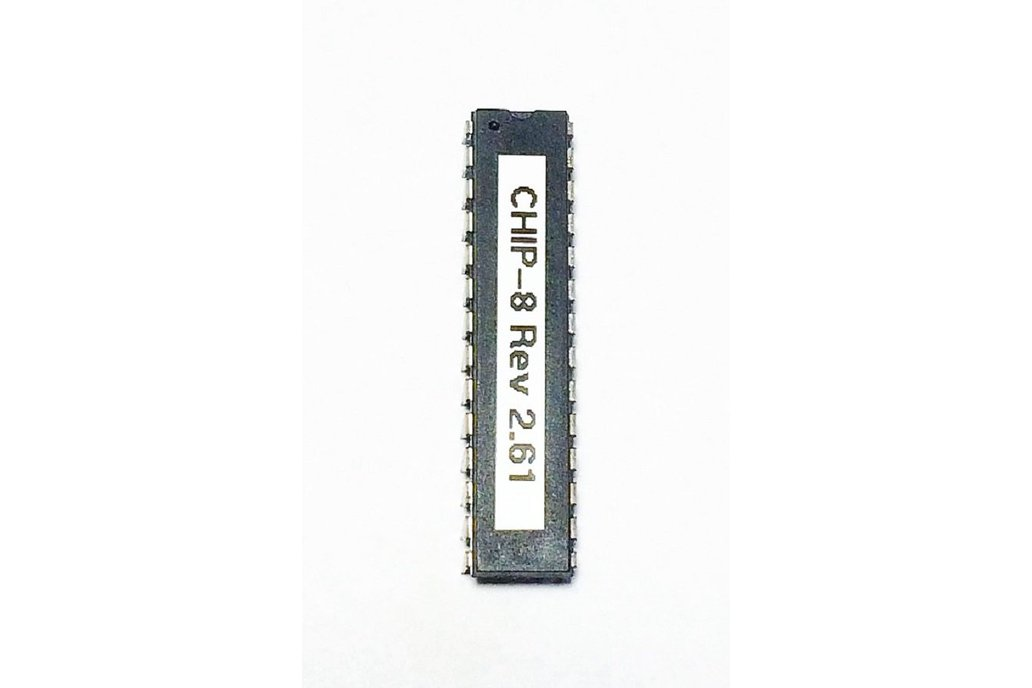 CHIP-8 IC - 28 Pin DIP Package 1