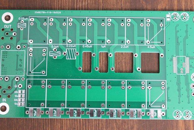 Automatic Antenna Tuner 7x7 PCB (N7DDC)