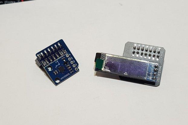 I2S/IIC to MYSX converter