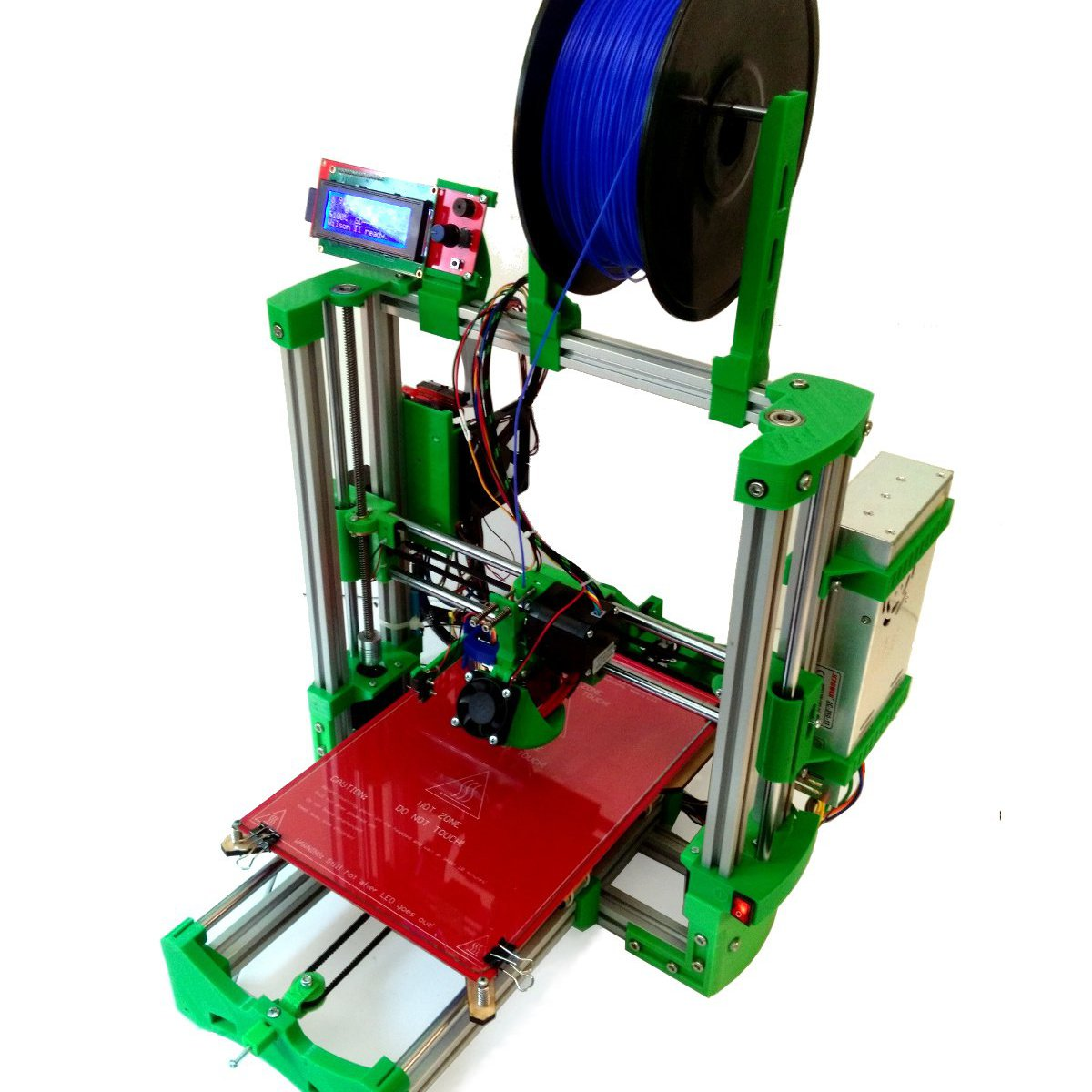 Reprap Wilson II complete 3D printer kit from Marty Rice on