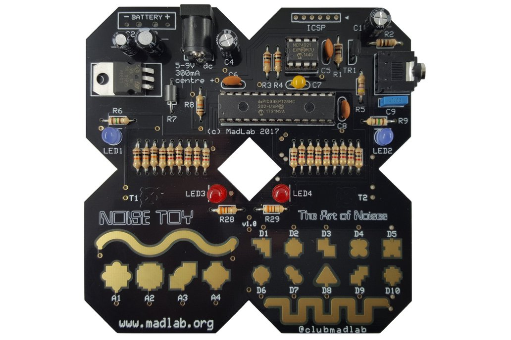 Noise Toy Kit 1