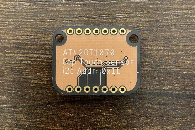 AT42QT1070 Acorn - Capacitive Touch Breakout