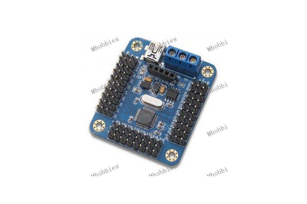 Mini USB 16 servo controller board for Arduino robot 1
