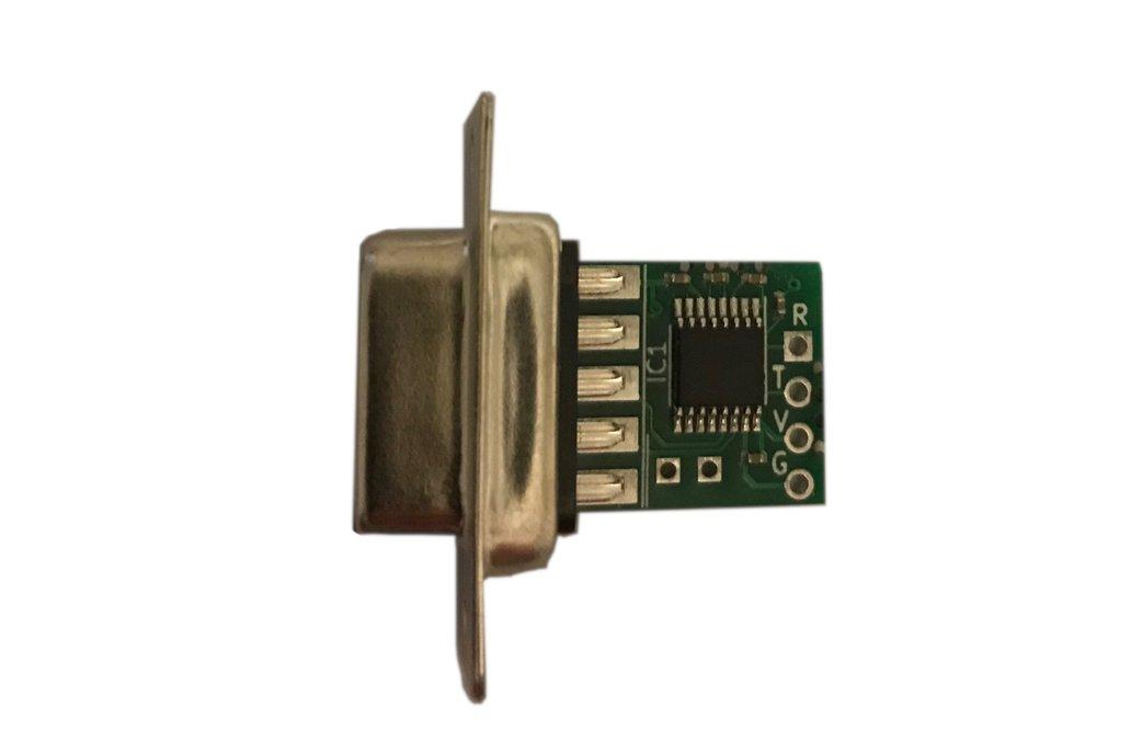 Mini RS232 Level Translator 1