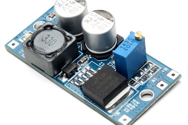 DC-DC 5-60V Adjustable Step Down Power Module