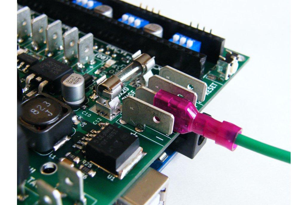 PICA Reprap Arduino Mega Shield 3