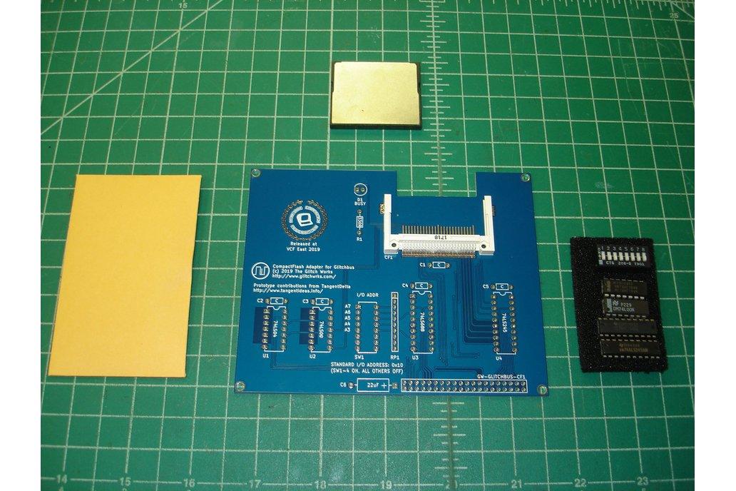 Glitch Works CompactFlash Adapter for Glitchbus 1