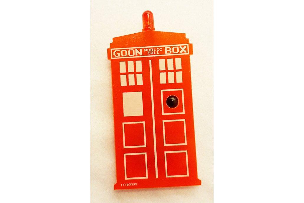 Goon Box Pin 1