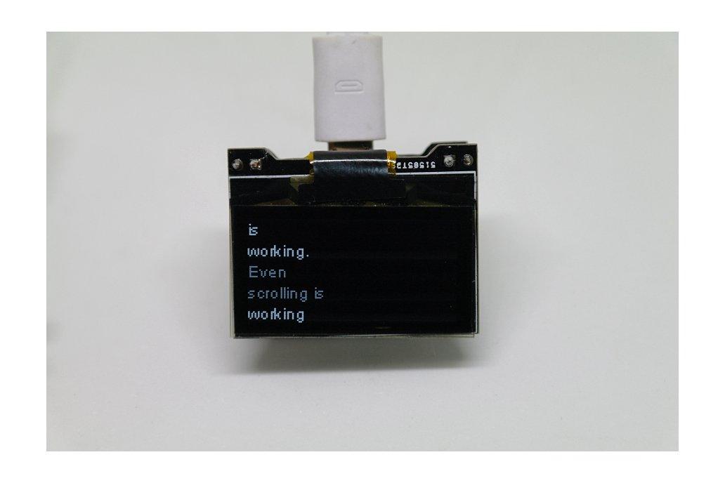 X-8266(Tiny  NodeMCU) 11