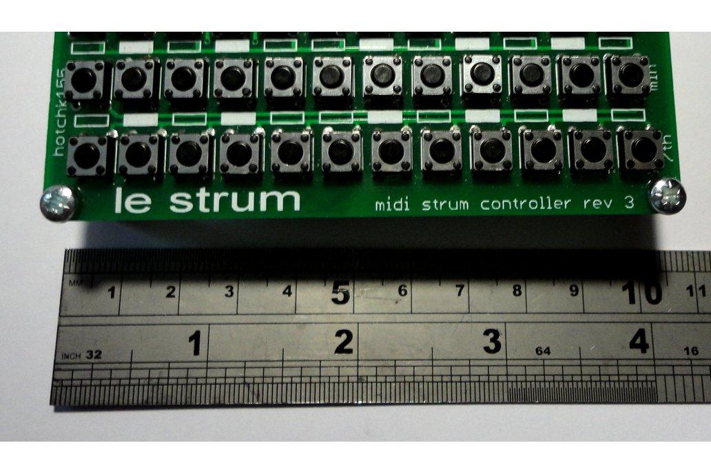 LE STRUM  - MIDI Strummed Chord Controller Kit 5