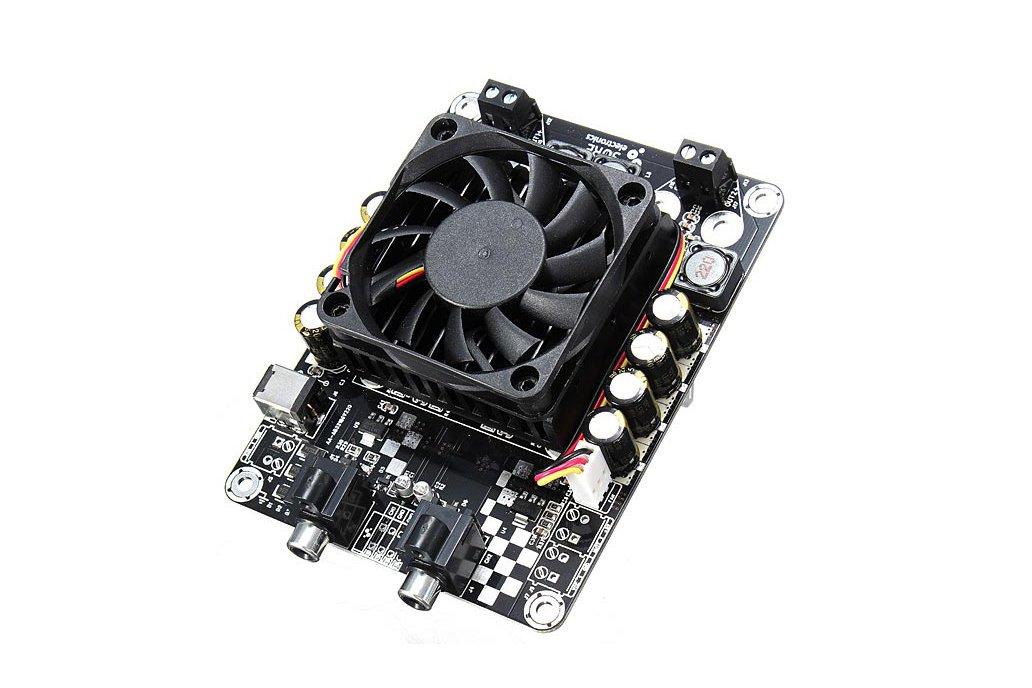 STA508 2 x 100W 4 Ohm Class D Audio Amplifier Board Stereo T-Amp 1