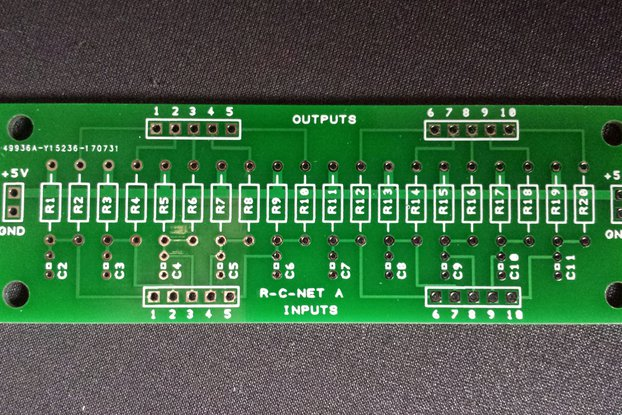 Extra Long Wire Switch Input Filter PCB