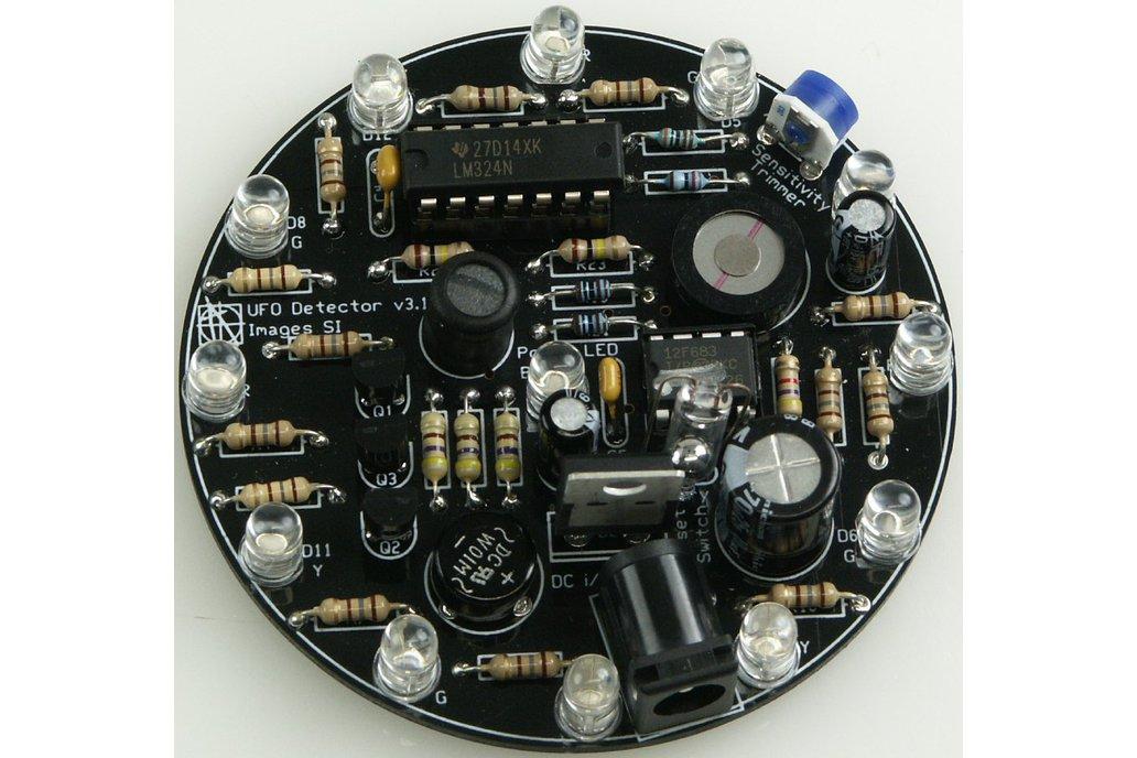 UFO-Detector Kit (Red or Blue LED's) 1