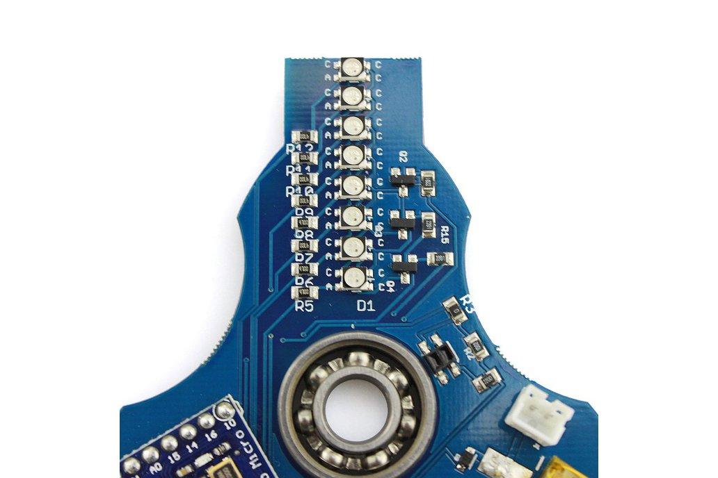Lightino STEM Spinner 6