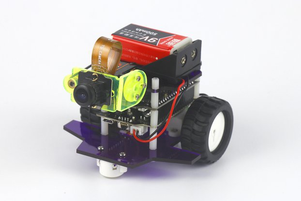 HICAT Livera Arduino-Compatible Camera Robot Kit
